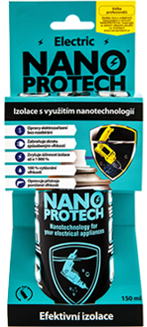 Antikorozní a izolační spreje 150ml