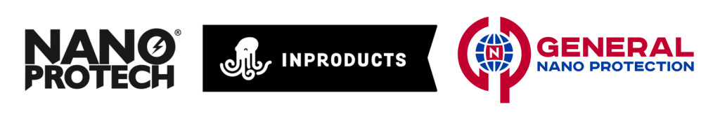 Logo NANOPROTECH & INPRODUCTS & GNP